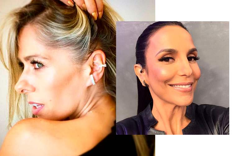 Brinco Ear Hook: Inspire-se nas Divas - Blog da Sofie